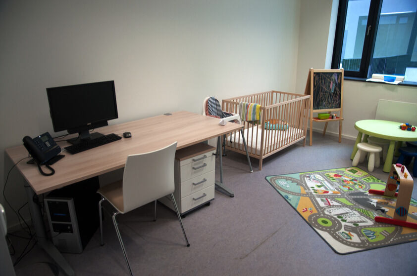 Insight into the AVT parent-child-office
