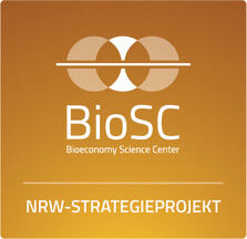 NRW strategy project BioSC logo